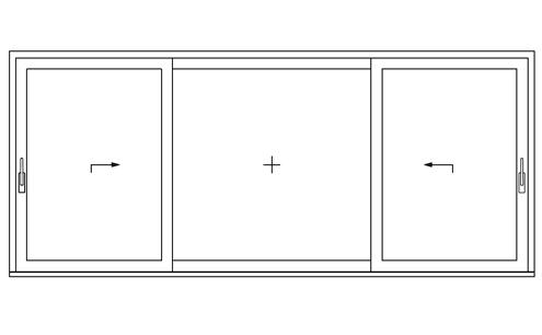 Premidoor 3 Panel
