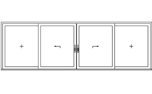 Premidoor 4 Panel